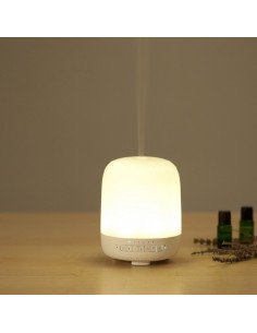 Emoi - Difusor aroma + lámpara + altavoz BT