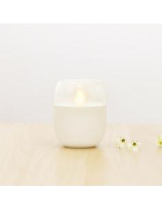Emoi - Lámpara vela + altavoz BT