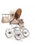 Coche de bebé tres piezas Arrue Elegance Paris