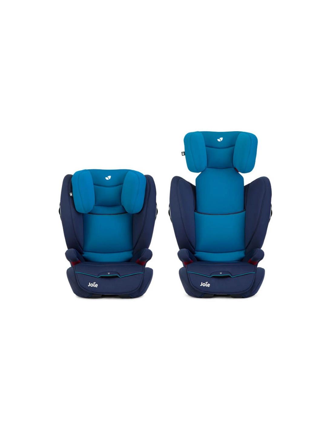 silla de auto isofix 1 2 3 joie trascend caribbean. Black Bedroom Furniture Sets. Home Design Ideas