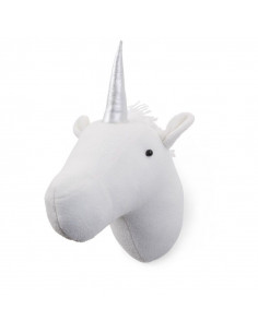 Perchero fieltro de unicornio de Child Home
