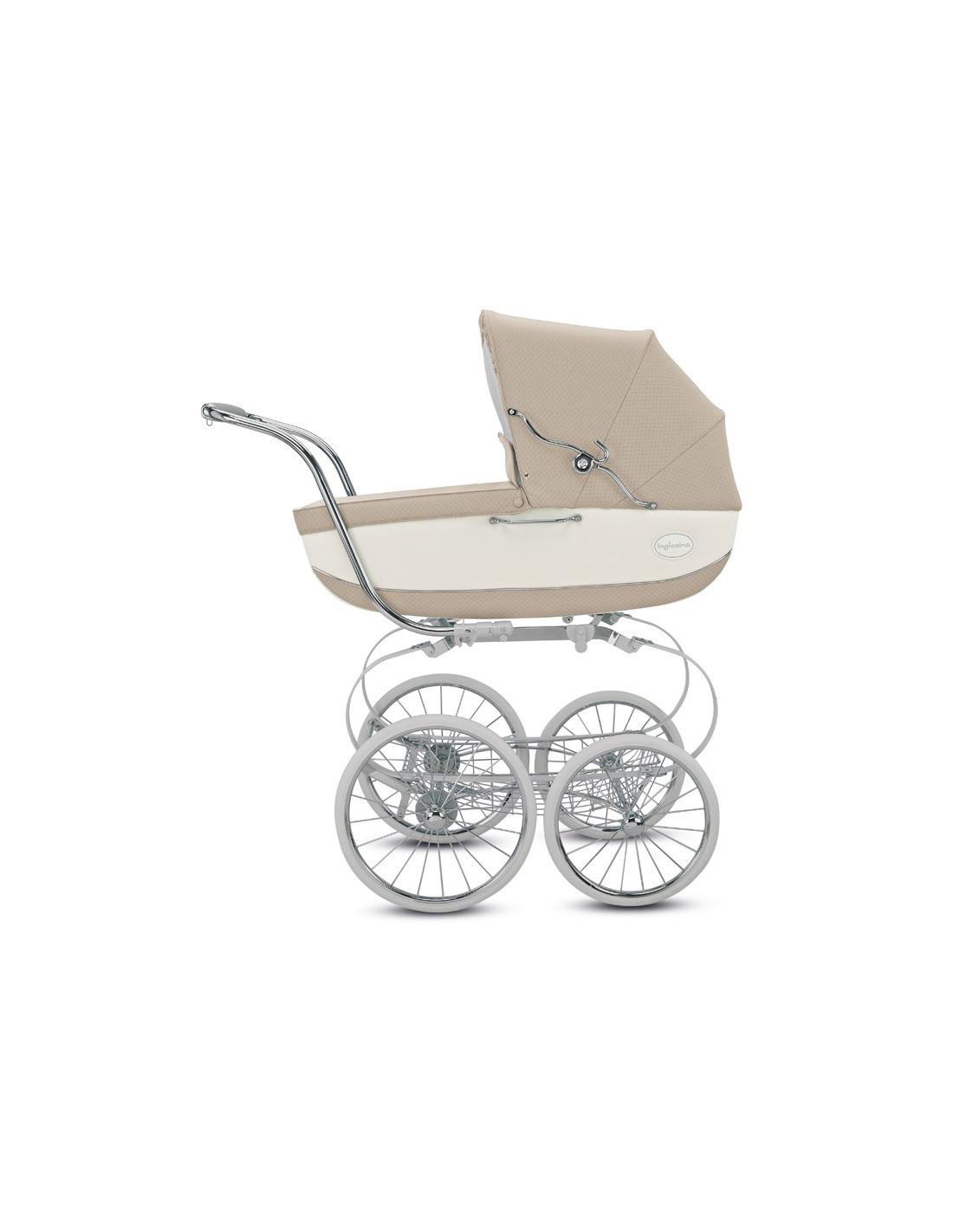 Coche beb inglesina classica jacquard vaniglia 2018 for Espejos para ver a los bebes en el coche