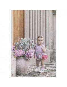 Ranita de bebé para niña Floral de Dolce Petit