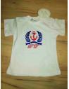 Camiseta de bebe para niño de Dolce Petit Verano