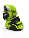 Silla de auto grupo 1-2-3 Kiddy Guardianfix 3 spring green