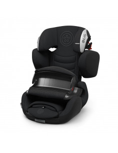 Silla de auto grupo 1-2-3 Kiddy Guardianfix 3 mystic black