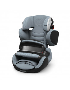 Silla de auto grupo 1-2-3 Kiddy Guardianfix 3 polar grey