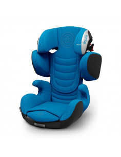 Silla de auto grupo 2-3 Kiddy Cruiserfix 3 summer blue