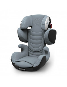 Silla de auto grupo 2-3 Kiddy Cruiserfix 3 polar grey