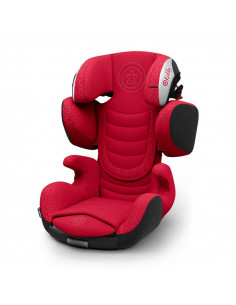 Silla de auto grupo 2-3 Kiddy Cruiserfix 3 chili red