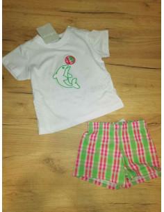 Camiseta para niño Cuadros de La Ormiga