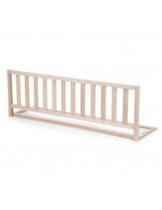 Barrera de cama 120 cm natural de Child Home