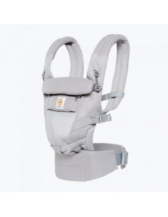 Portabebé Ergobaby Adapt cool air gris