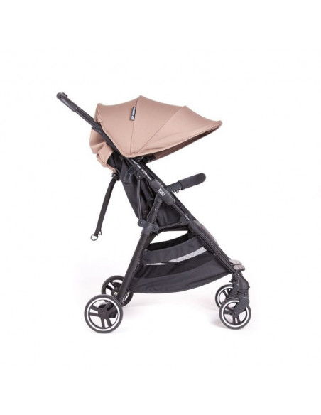 Silla de paseo Baby Monsters Kuki Taupe