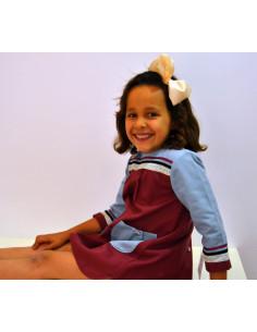 Vestido modelo 1020 de Pilar Batanero