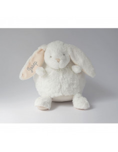 Muñeco Bolita Personalizado Blanco +0m