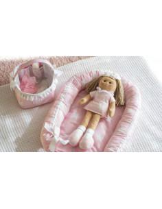Reductor de cuna para muñecas Carlota de La nina