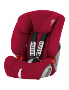 Silla de auto grupo 1-2-3 Flame Red Romer Evolva