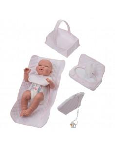 Set recién nacido para muñecas de Bebelux