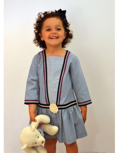 Vestido 1003 de Pilar Batanero