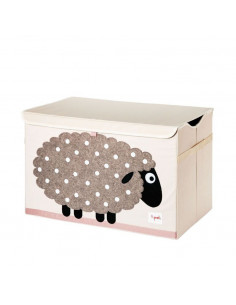 Arcón de juguetes oveja de 3 Sprouts
