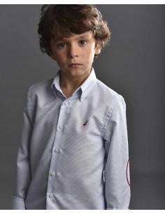Camisa para niño Cuadrille de La Ormiga Invierno