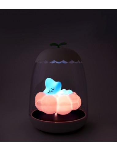 Lámpara infantil nube de Petit Akio