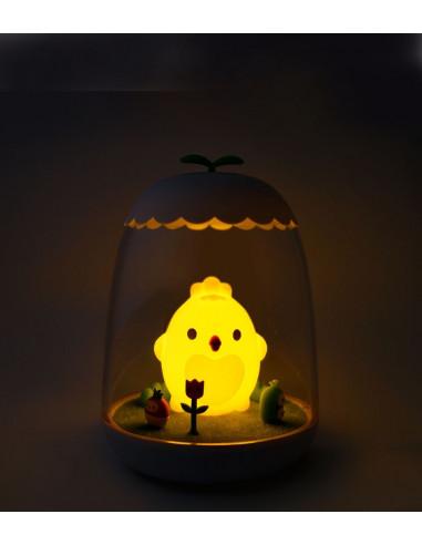 Lámpara infantil pollito de Petit Akio