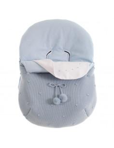 Saco de invierno para capazo AD Bebé de Uzturre