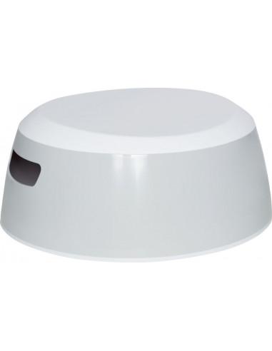 Escalón de baño light grey de Luma Babycare