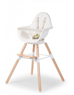 Trona giratoria Evolu one80 natural de Child Home