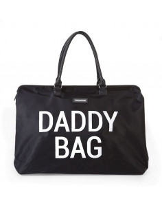 Bolso maternal Child Home Daddy Bag negro