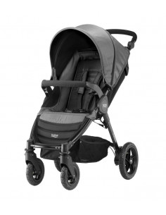 Silla de paseo Britax B-Motion 4 black denim