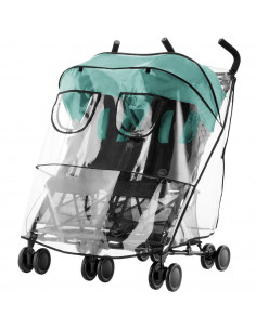 Burbuja de lluvia Britax Holiday double