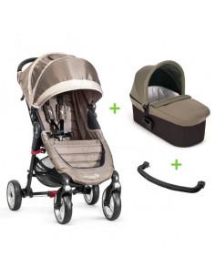 Silla de paseo City Mini 4 de Baby Jogger