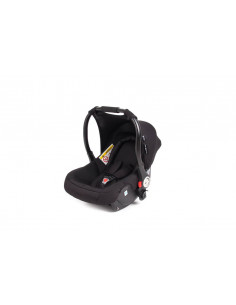 Pack capota negra silla de auto Luna de Baby Monsters