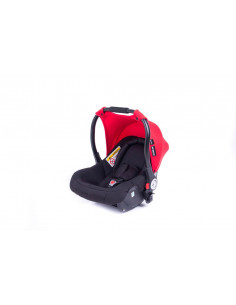 Pack capota rojo silla de auto Luna de Baby Monsters