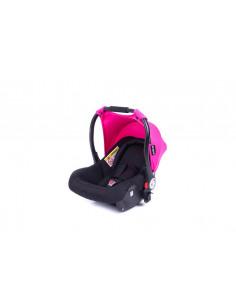 Pack capota rosa silla de auto Luna de Baby Monsters