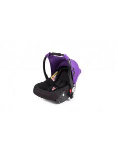 Pack capota morado silla de auto Luna de Baby Monsters