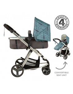 Coche duo Cosatto Giggle Mix Fjord