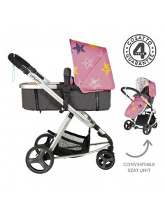 Coche duo Cosatto Giggle Mix Happy Stars