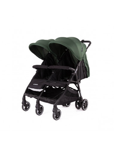 Silla de paseo Baby Monsters Kuki Twin forest