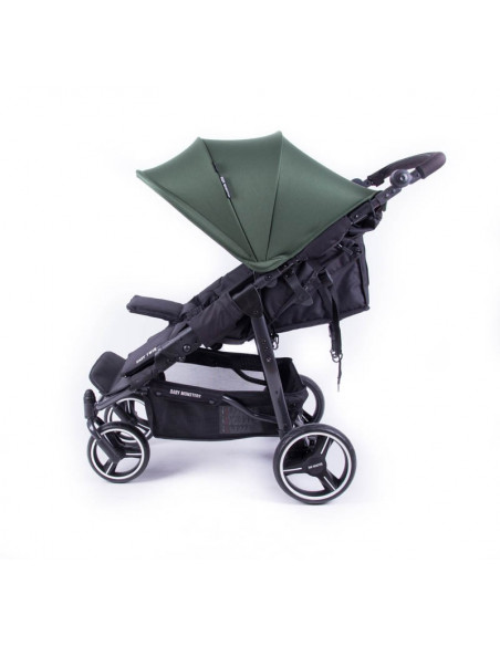 Silla Gemelar Easy Twin 3S forest de Baby Monsters