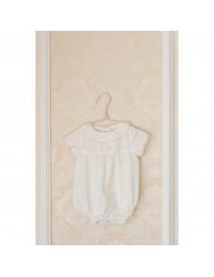 Pelele para bebé niño Plumeti de Dolce Petite Verano