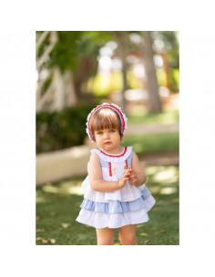 Jesusito de bebe para niña Chloe de Dolce Petit Verano