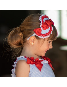 Diadema para niña Chloe de Dolce Petit Invierno