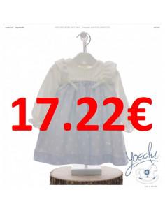 Vestido para bebé niña Cuenta Cuentos de Yoedu Invierno