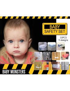 Set de seguridad para bebés de Baby Monsters