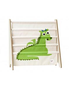 Librería infantil dragón de 3 Sprouts