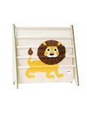 Librería infantil león de 3 Sprouts